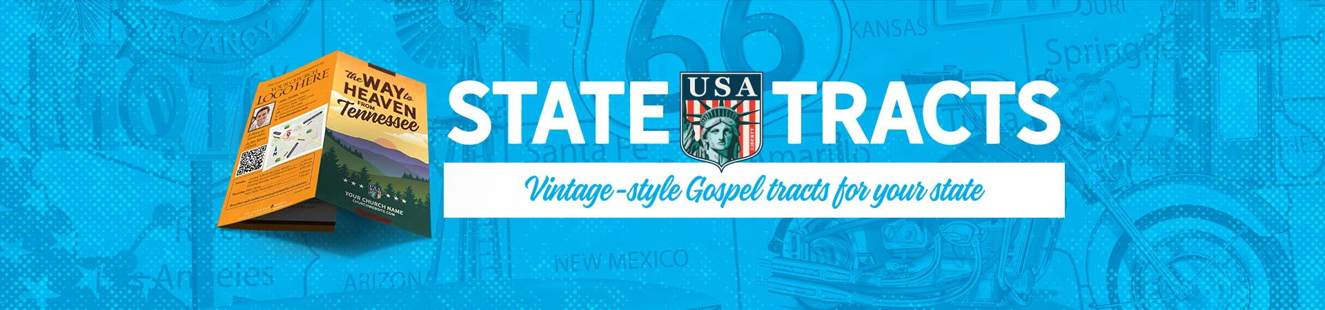 Faithworks Vintage State Tracts slide