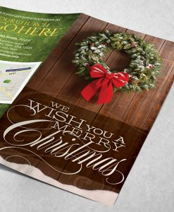 Tract - We Wish You a Merry Christmas