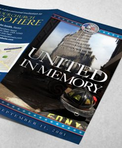 Tract - United In Memory - World Trade Center