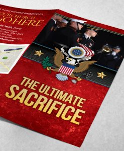 Tract - Ultimate Sacrifice - Red