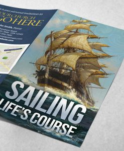 Tract - Sailing Life's Course
