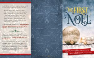 Tract - The First Noel FLAT OUTSIDE